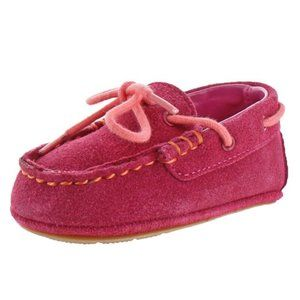 Cole Haan Grant Driver Pink Driving Moccasin